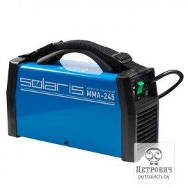 Cварочный инвертор Solaris MMA-245 + AK