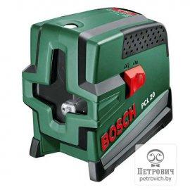 Лазерный уровень Bosch PCL20 без штатива