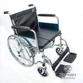 Инвалидная коляска с санитарным оснащением FS681