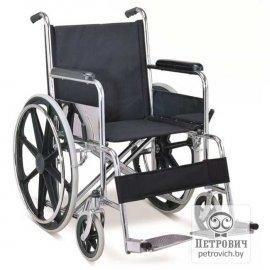 Инвалидная коляска широкая FS874