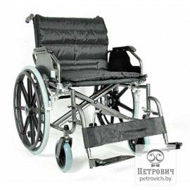 Инвалидная коляска широкая FS951
