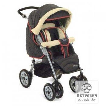 Коляска для новорожденного Chicco 6WD