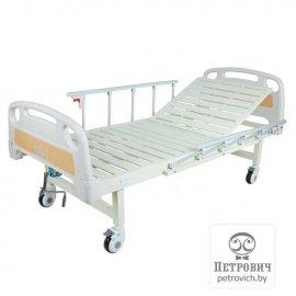 Кровать медицинская 2-х секционная