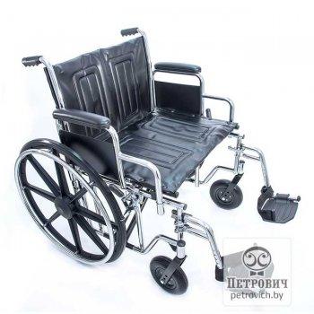 Инвалидная коляска повышенной грузоподъемности FS514A
