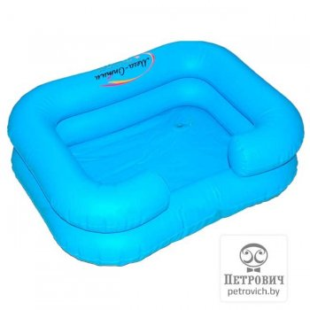 Ванночка надувная для мытья головы
