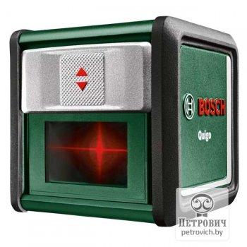 Лазерный нивелир Bosch Quigo (0603663521)