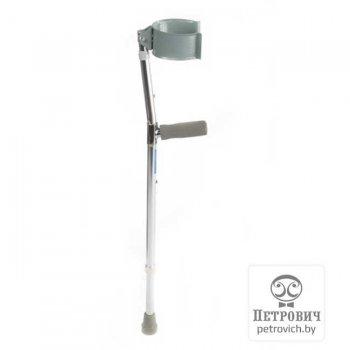 Прокат подлокотных костылей с закрытой регулируемой манжетой (взрослые) LK3031