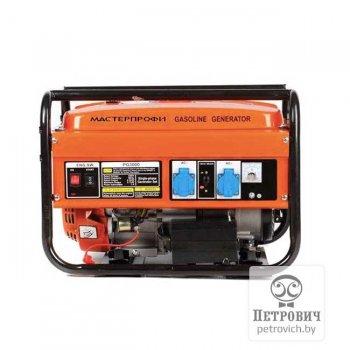 Бензиновый генератор МастерПрофи PG3000