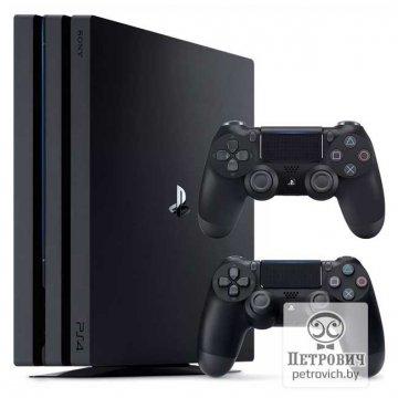Игровая приставка Sony PlayStation 4 (2 геймпада)