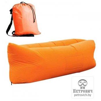 Лежак надувной ARIZONE Orange Sun