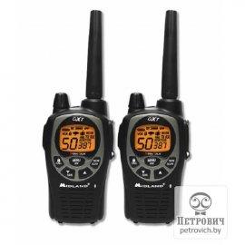 Портативная радиостанция Midland GXT 1000 (2 шт.)