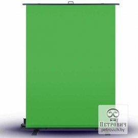 Складной зеленый фон хромакей